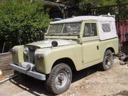 1958 land rover Land Rover: Defender SERIES IIa